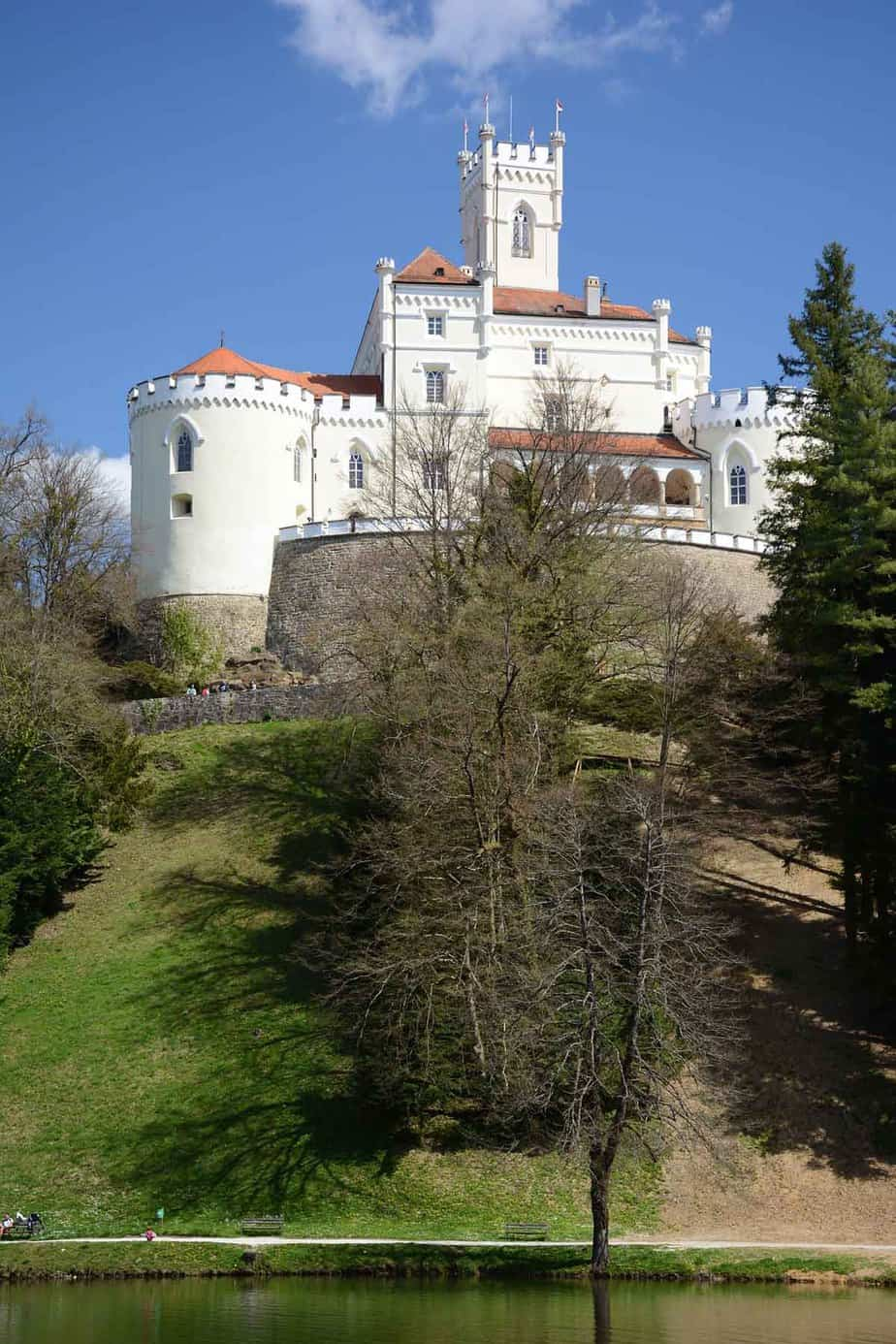 top day trips from zagreb croatia trakoscan castle