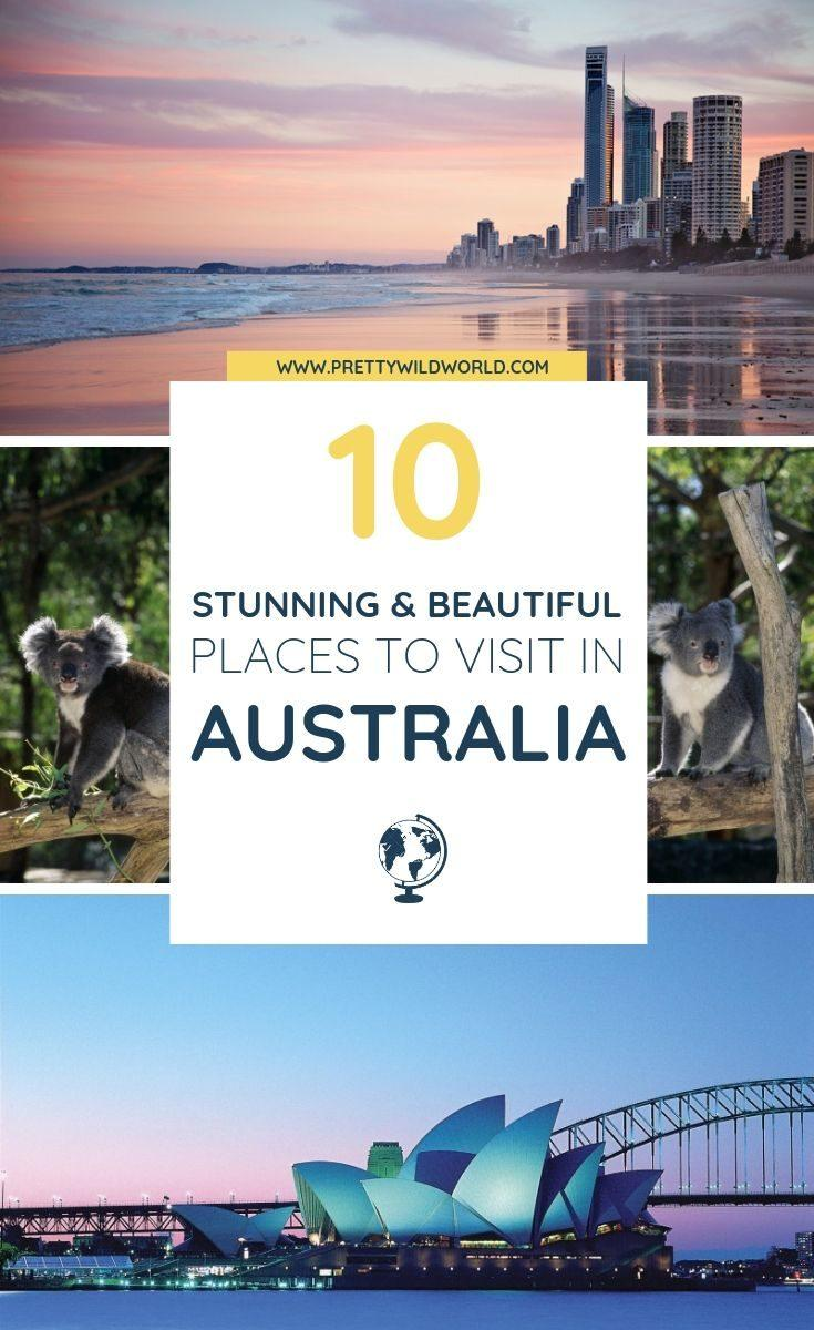 Planning a trip to Australia soon? Check out this awesome guide on the best places to visit in Australia including the when is the best time to visit Australia, how to travel to Australia, where to stay in Australia, how to get around Australia, where to stay in Australia, things to do in Australia, what to do in Australia, best attractions in Australia, and the best Australia points of interests. Save this Australia travel guide to your travel board so you can find it later! #Australia #AustraliaTravel #Travel