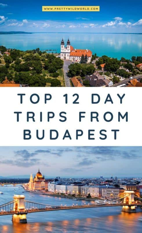 Are you planning to visit Budapest soon? Do you know that there are a lot of day trips from Budapest you can do? In this post you'll learn about the <a href=