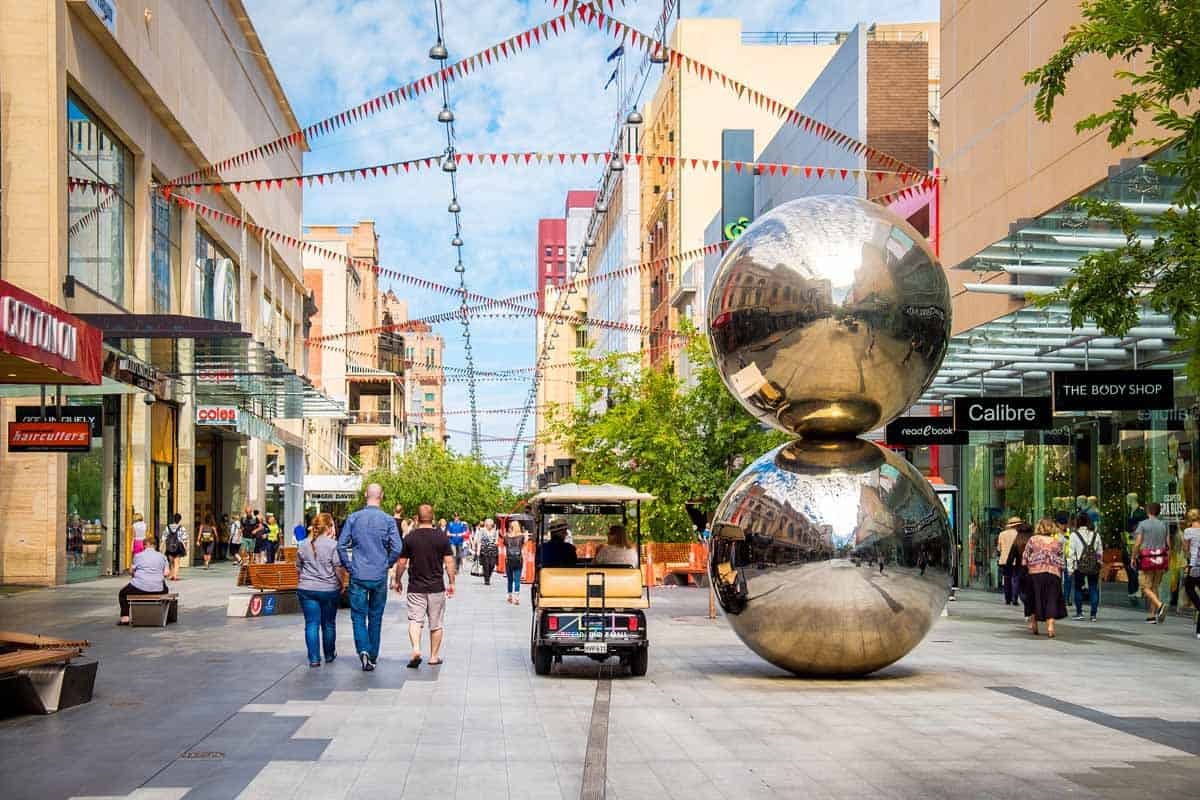 points of interest where to go and places to visit in australia adelaide