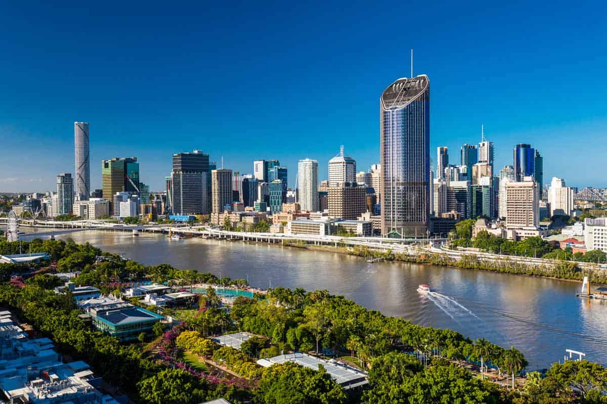 points of interest where to go and places to visit in australia brisbane