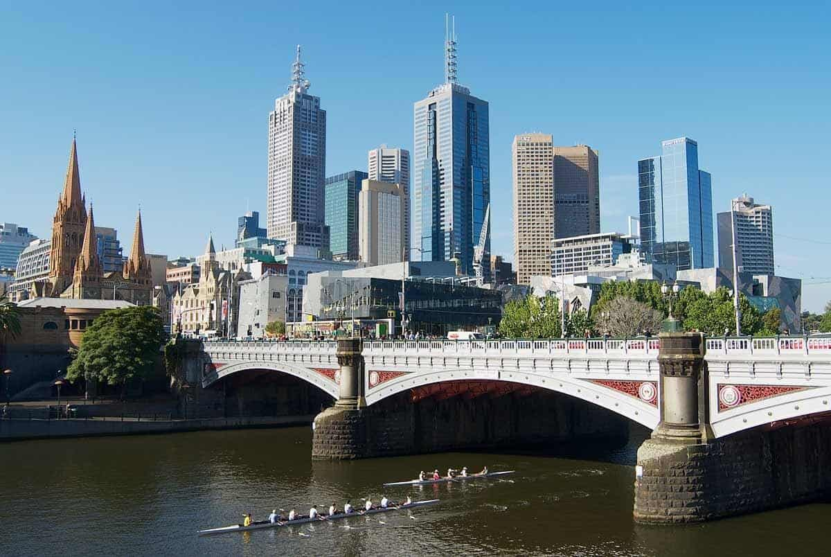 points of interest where to go and places to visit in australia melbourne