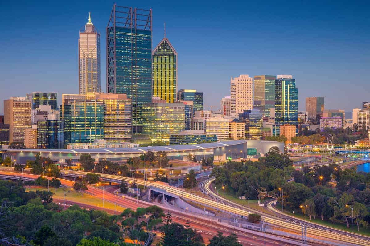 points of interest where to go and places to visit in australia perth
