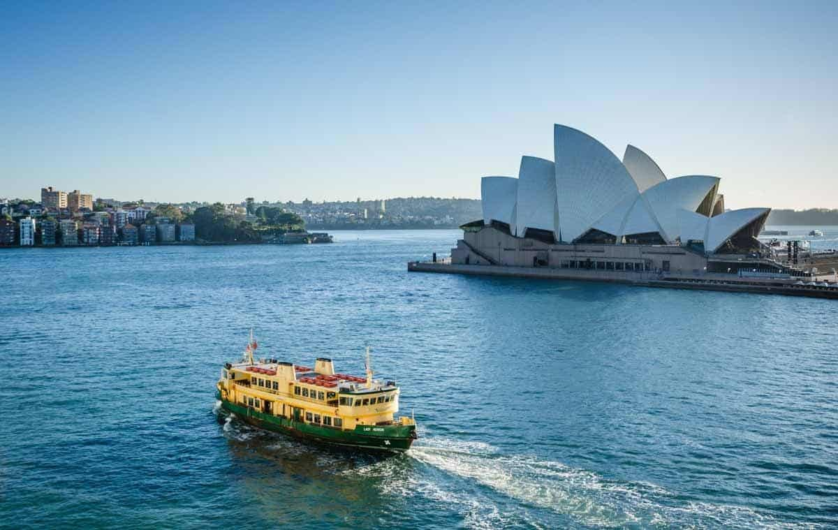 points of interest where to go and places to visit in australia sidney