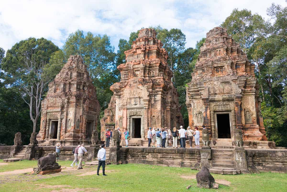 points of interest where to go and places to visit in cambodia siem reap temple