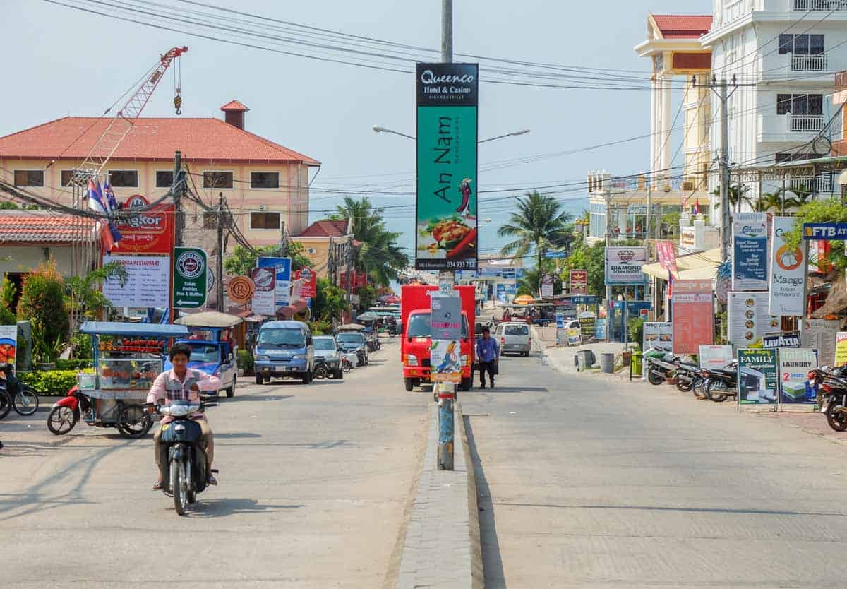 points of interest where to go and places to visit in cambodia sihanoukville