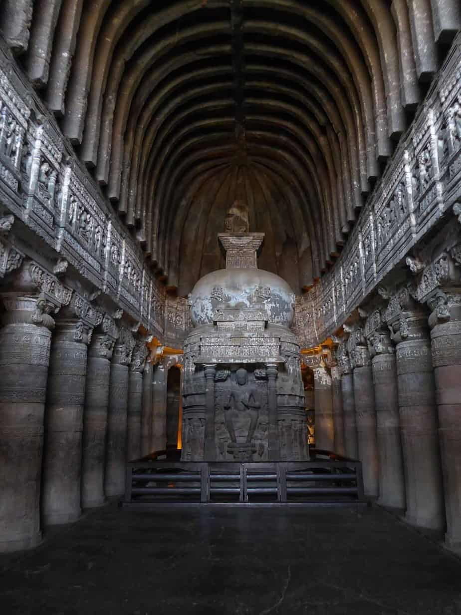 points of interest where to go and places to visit in india ajanta and ellora caves