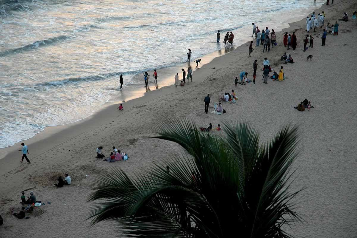 points of interest where to go and places to visit in india goa beach