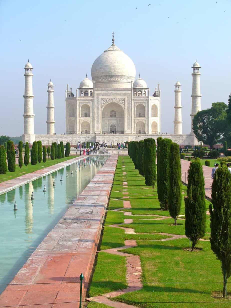 points of interest where to go and places to visit in india taj mahal