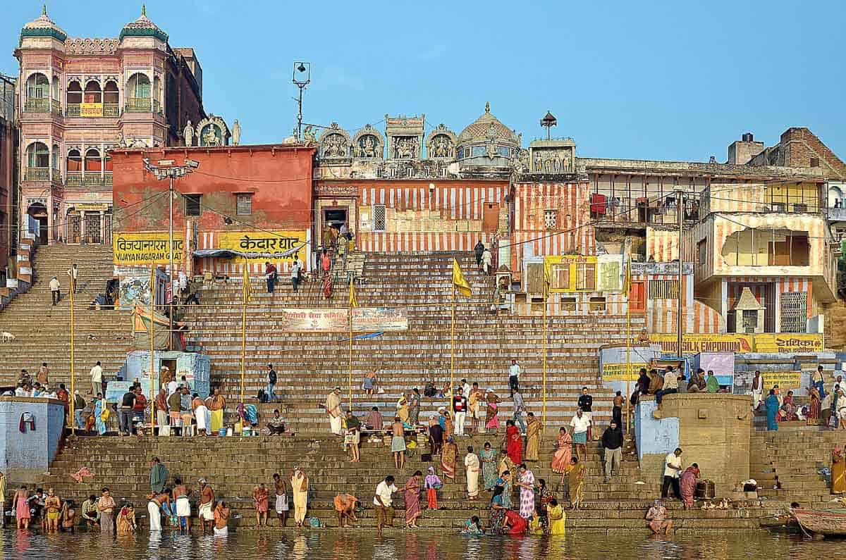 points of interest where to go and places to visit in india varanasi