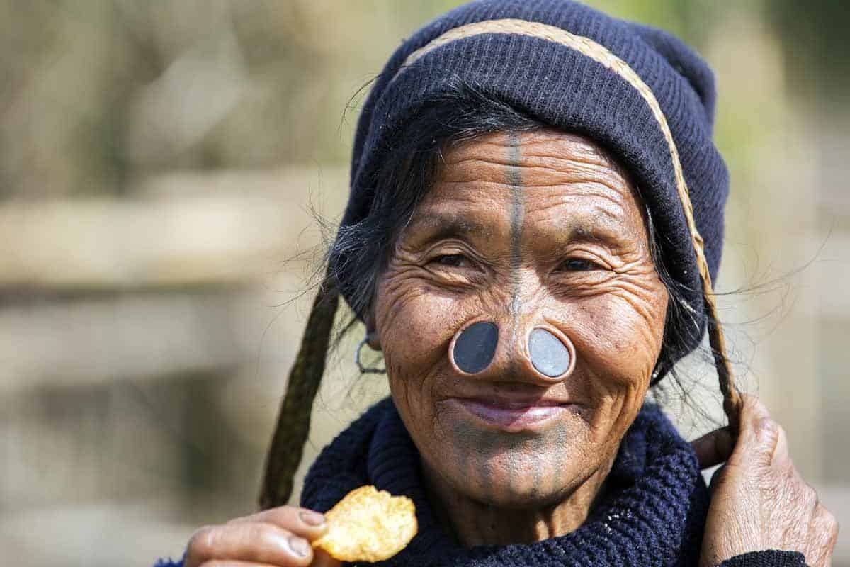 points of interest where to go and places to visit in india ziro valley apa tani tribe