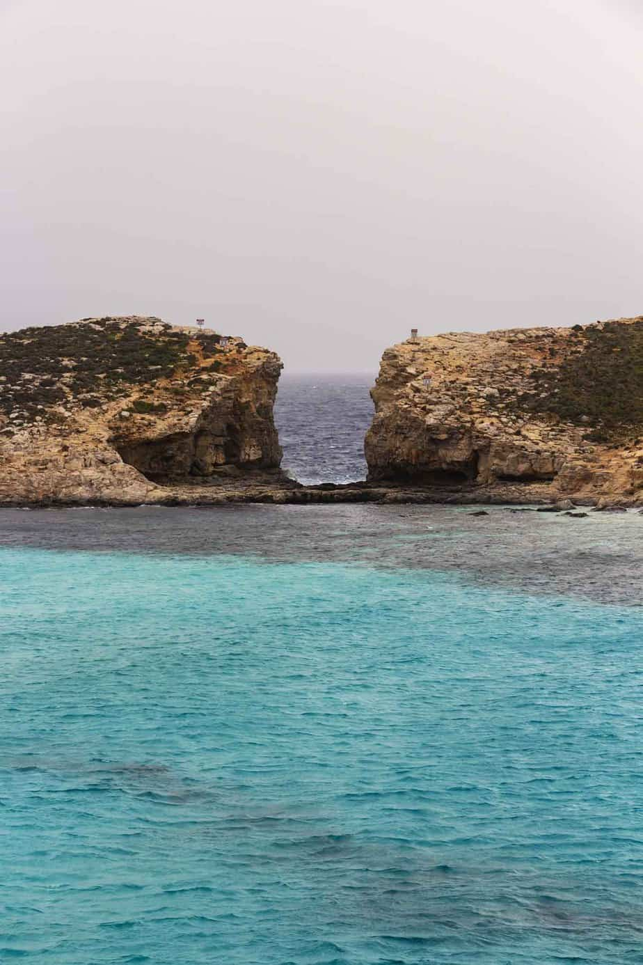 points of interest where to go and places to visit in malta blue lagoon