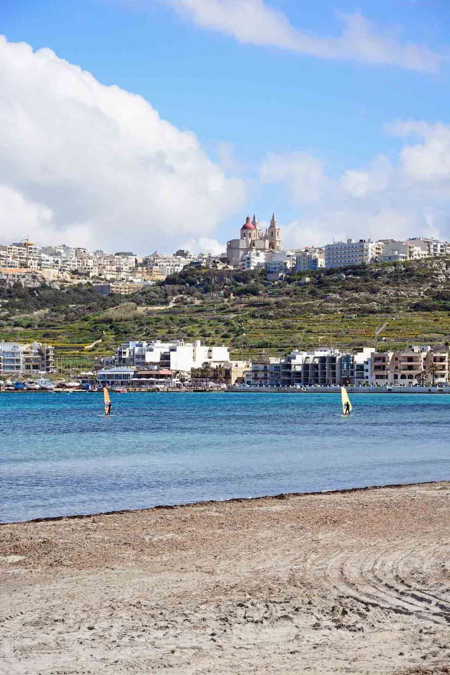 points of interest where to go and places to visit in malta mellieha