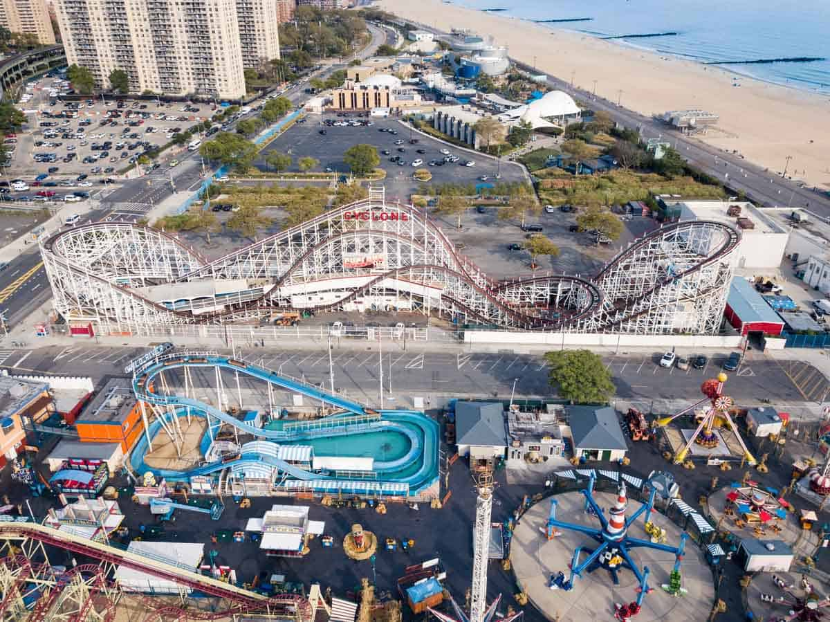 points of interest where to go and places to visit in new york city coney island