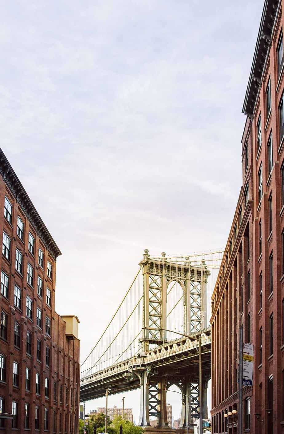 points of interest where to go and places to visit in new york city dumbo