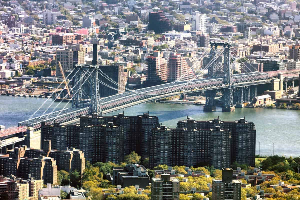 points of interest where to go and places to visit in new york city williamsburg bridge