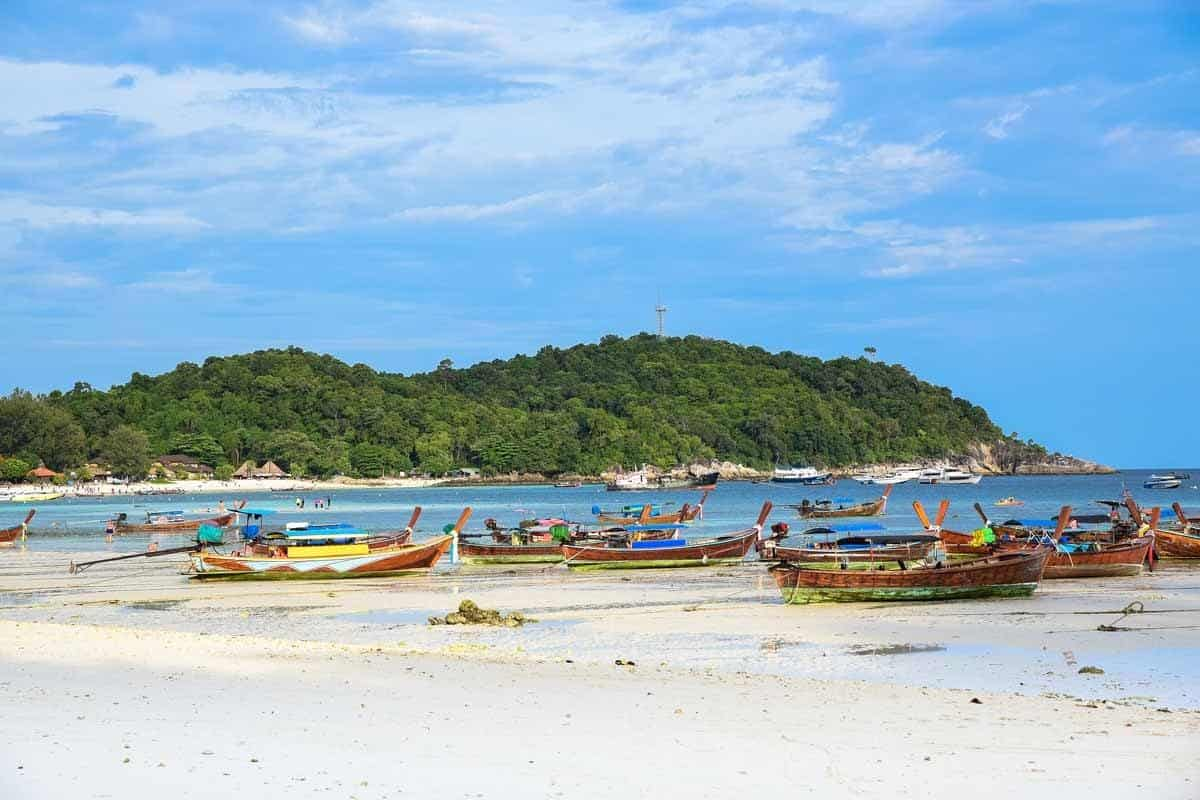 points of interest where to go and places to visit in thailand koh lipe