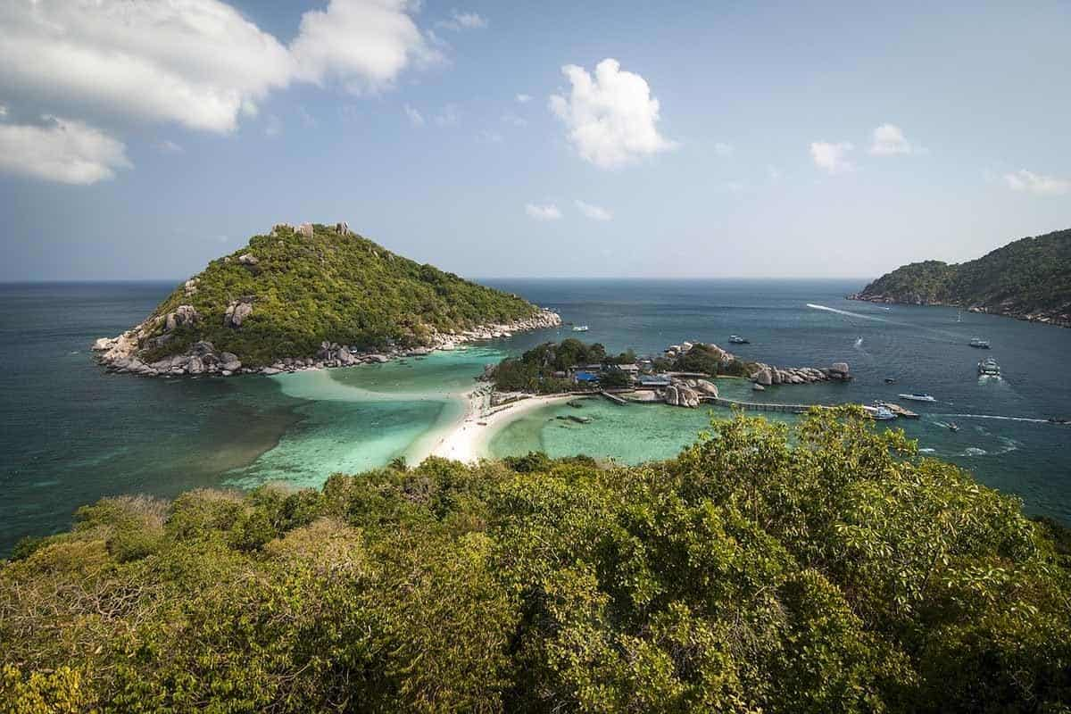 points of interest where to go and places to visit in thailand koh tao