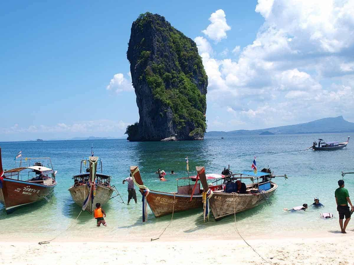 points of interest where to go and places to visit in thailand krabi
