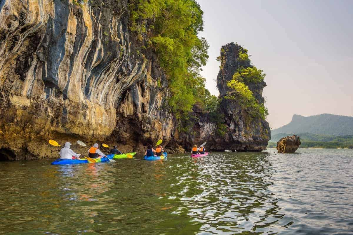 points of interest where to go and places to visit in thailand phang nga bay