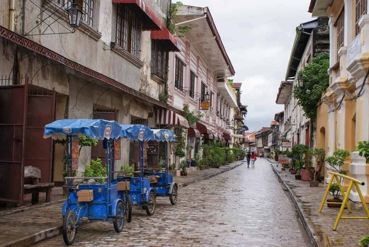 points of interest where to go and places to visit in the philippines vigan
