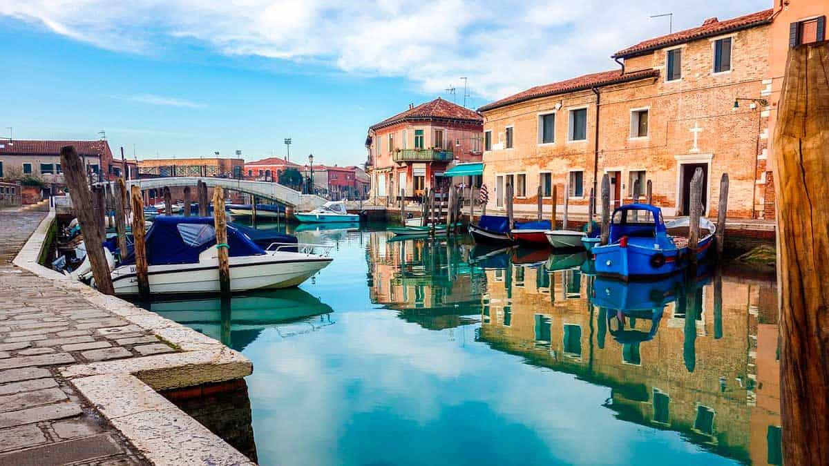 Torcello, Murano and Burano Islands