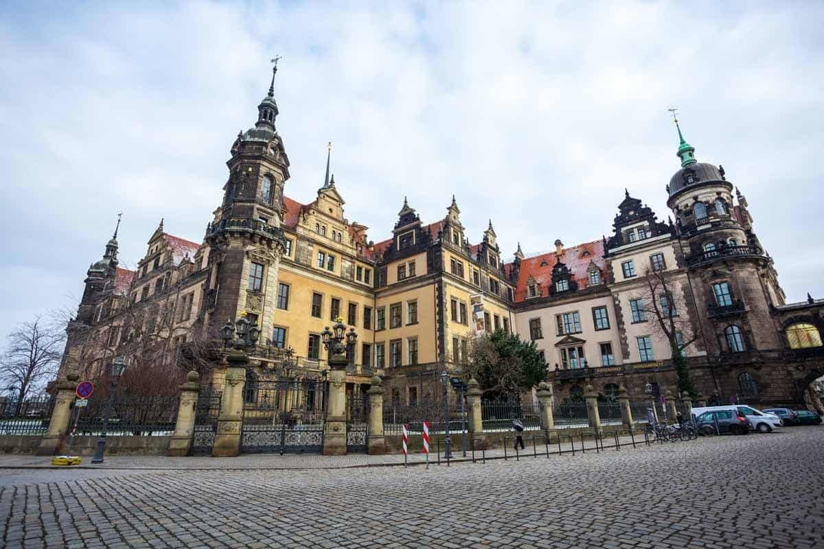 top day trips from berlin germany dresden cathedral