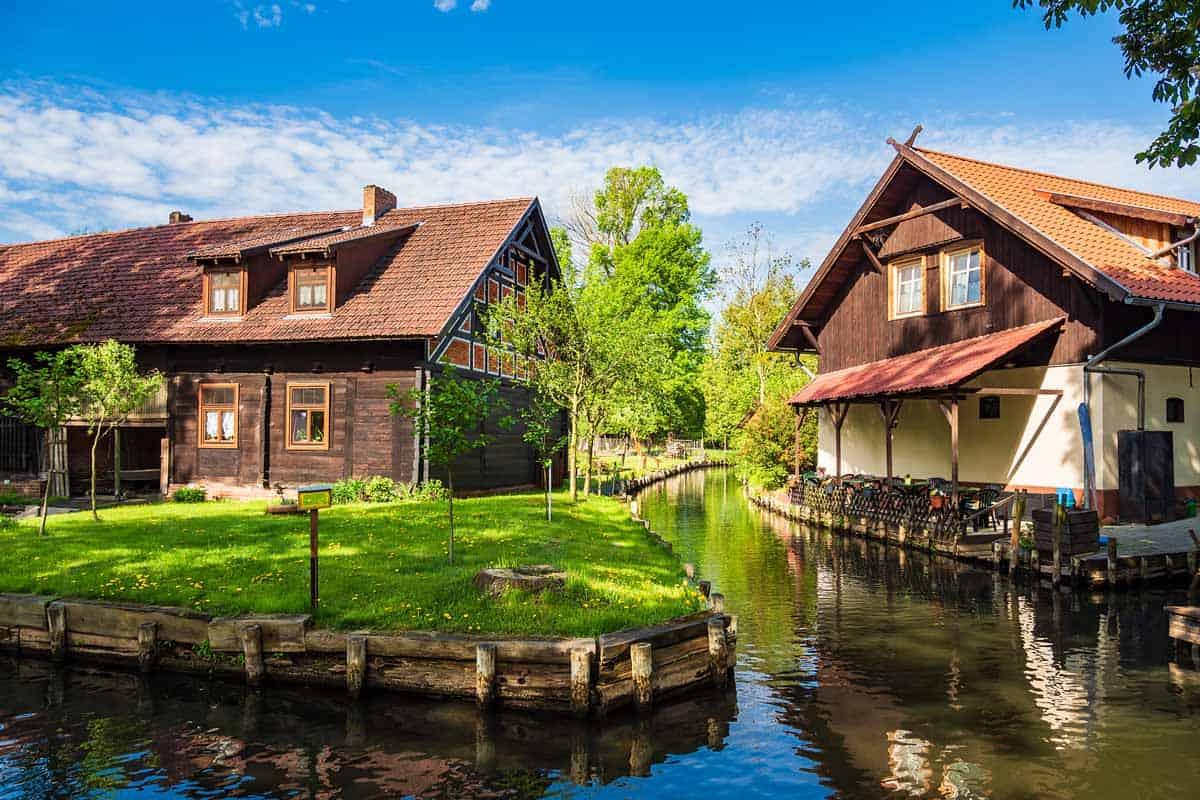 top day trips from berlin germany spreewald