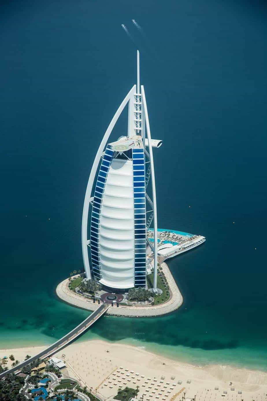 top tourist attractions in dubai uae burj al arab