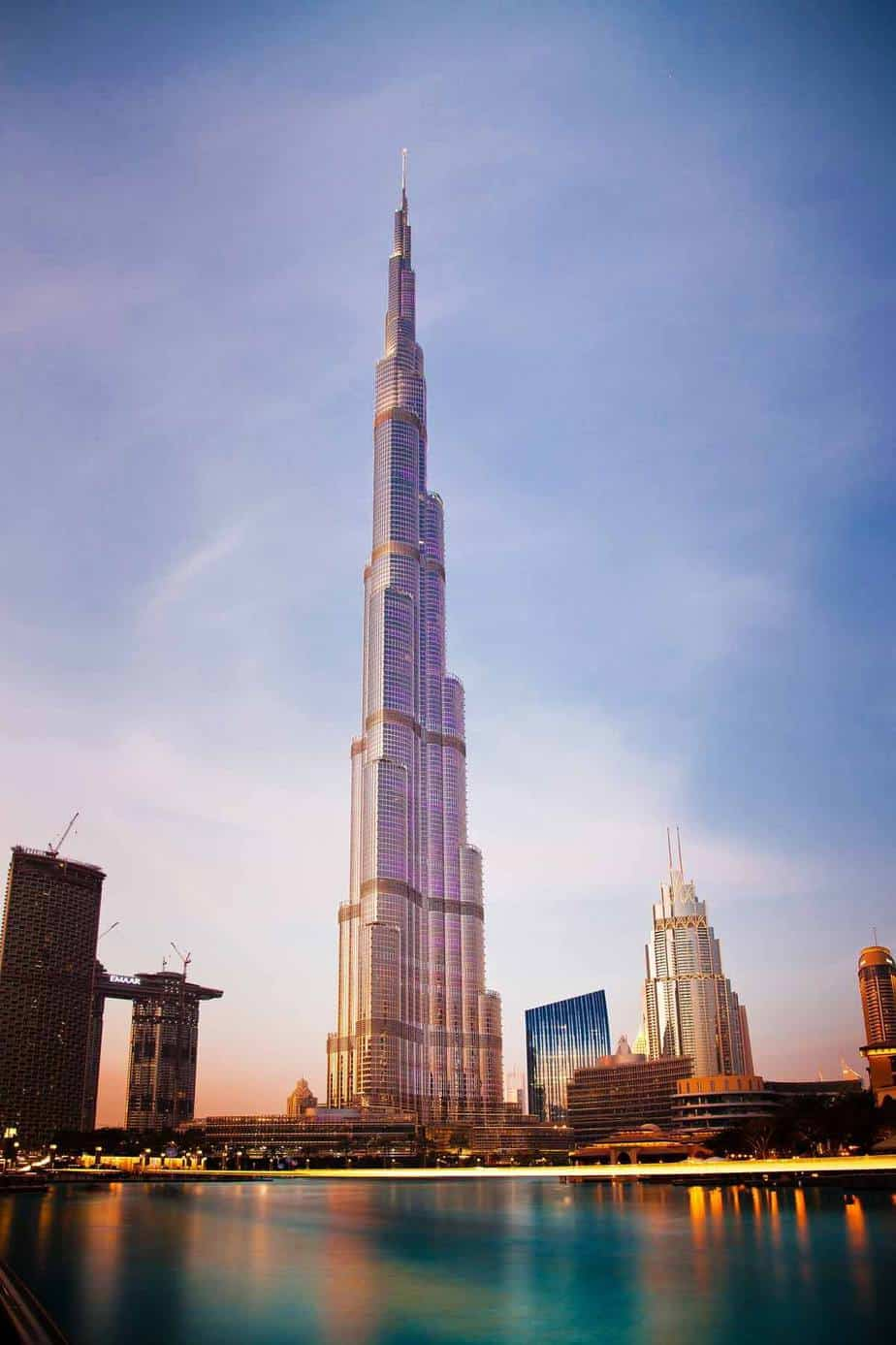 top tourist attractions in dubai uae burj khalifa