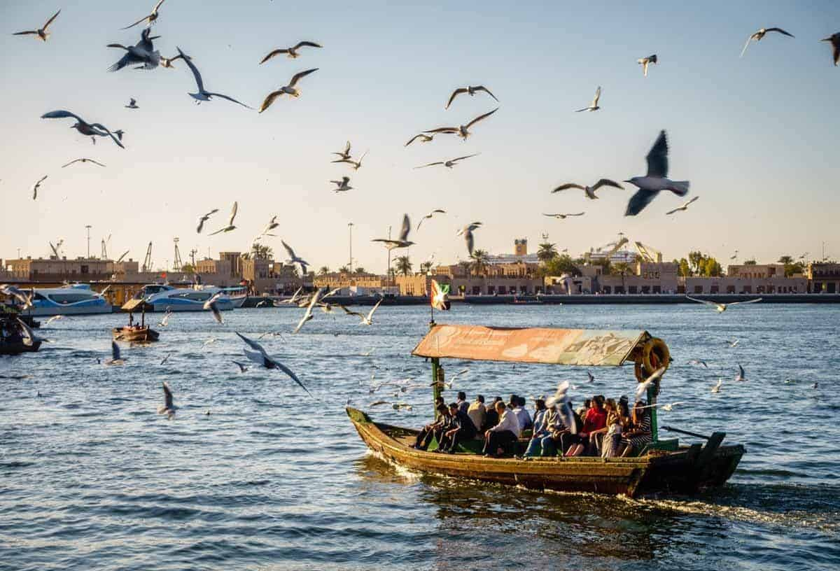 top tourist attractions in dubai uae dubai creek