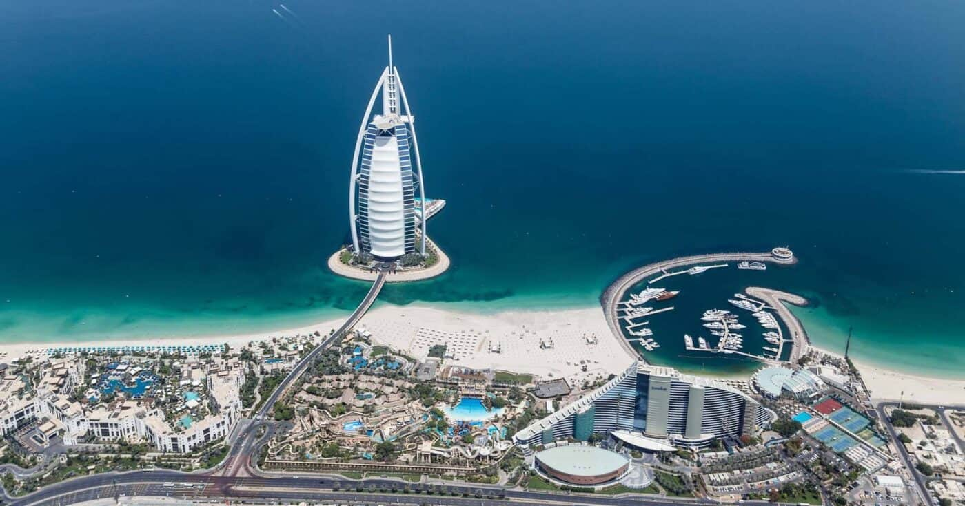 top tourist attractions in dubai uae featured