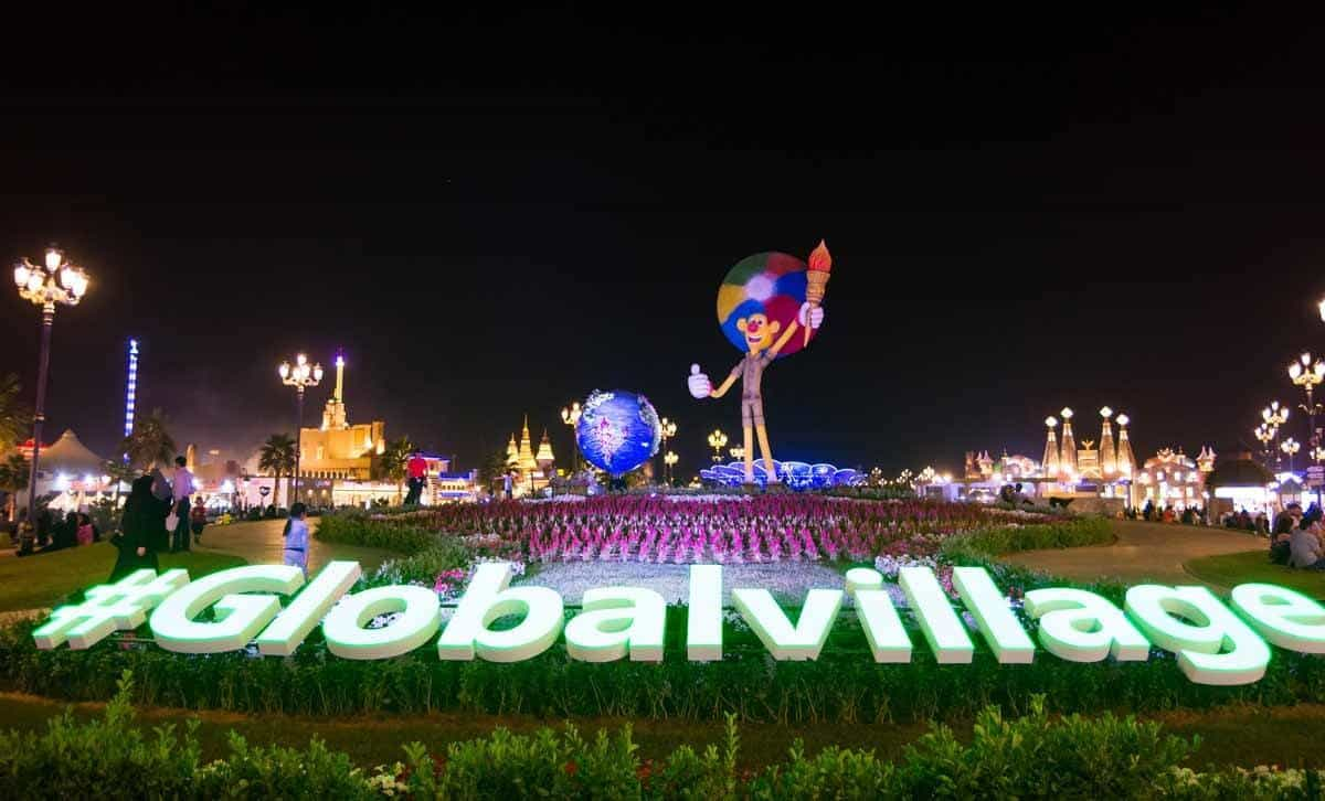 top tourist attractions in dubai uae global village
