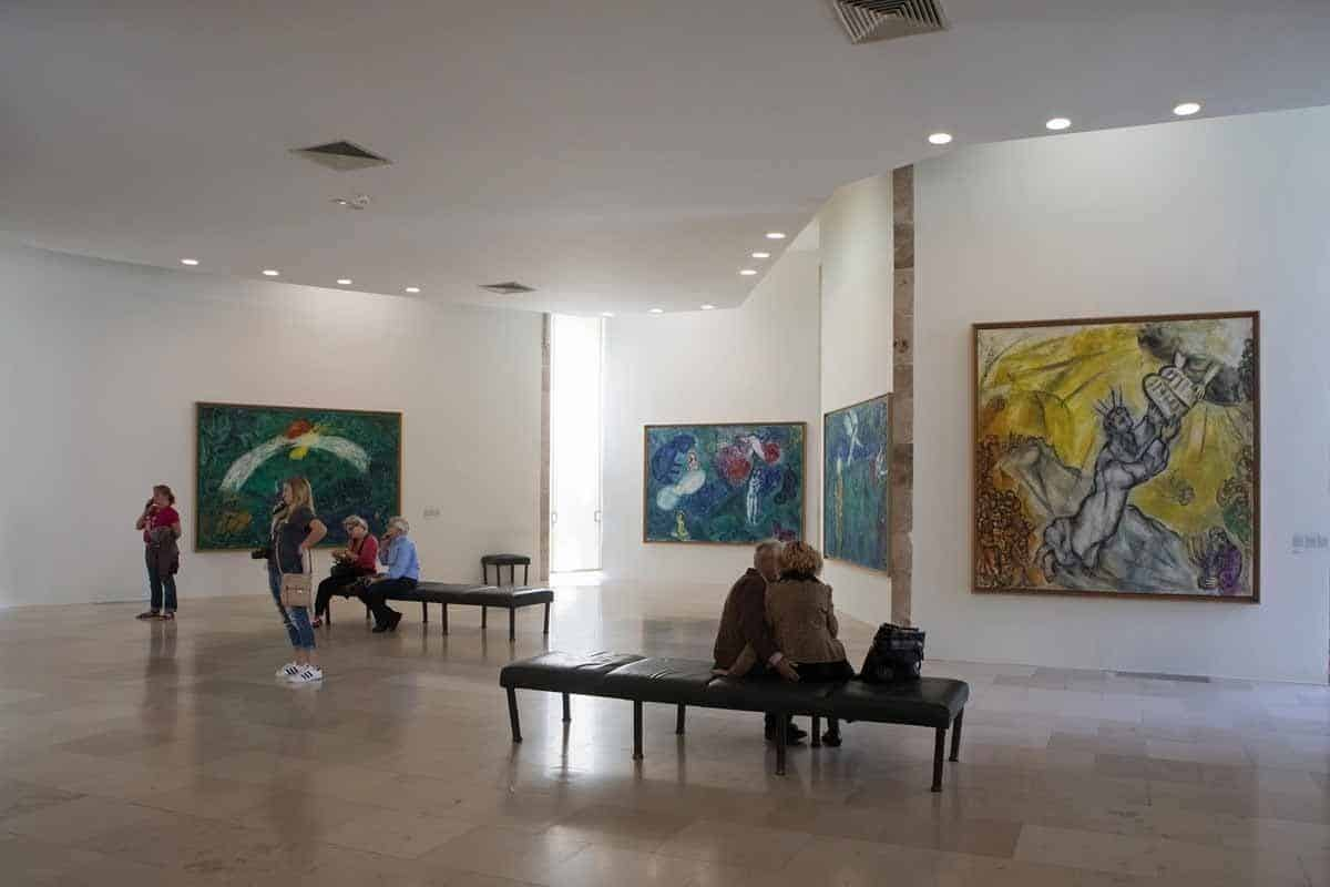 top tourist attractions in nice france musee national marc chagall