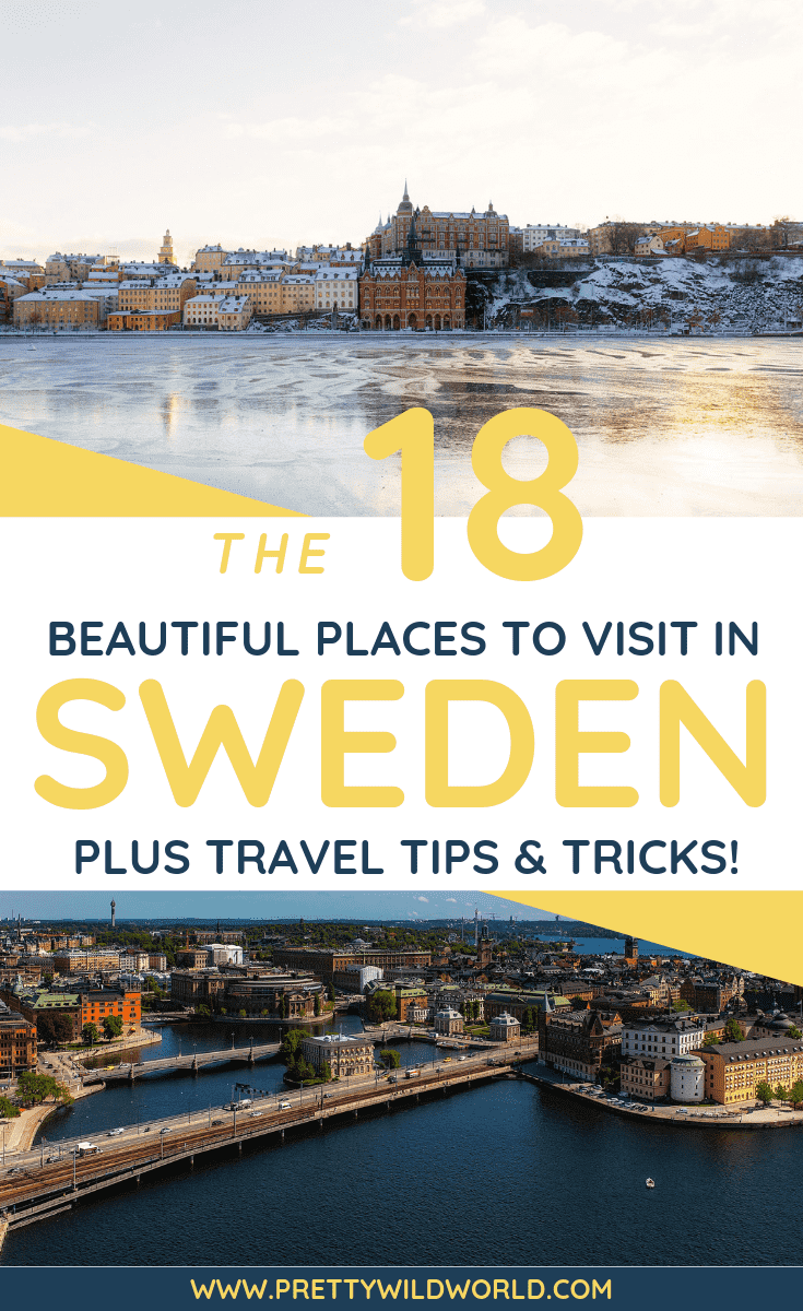 Points of Interest: What to See and Places to Visit in Sweden | where to go in Sweden, places to go in Sweden, must see in Sweden, cities in Sweden to visit, Sweden places to visit, best cities to visit in Sweden, best cities in Sweden, famous places in Sweden, best places in Sweden, Sweden points of interest, what to do in Sweden, places to see in Sweden, Sweden travel destination, Sweden travel tips, Sweden travel amazing places, Sweden travel itinerary #Sweden #Europe #travel