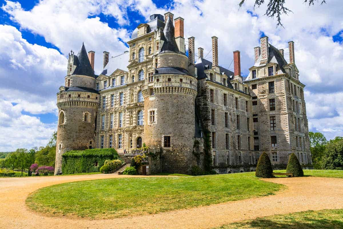 haunted places in europe to visit this halloween chateau de brissac