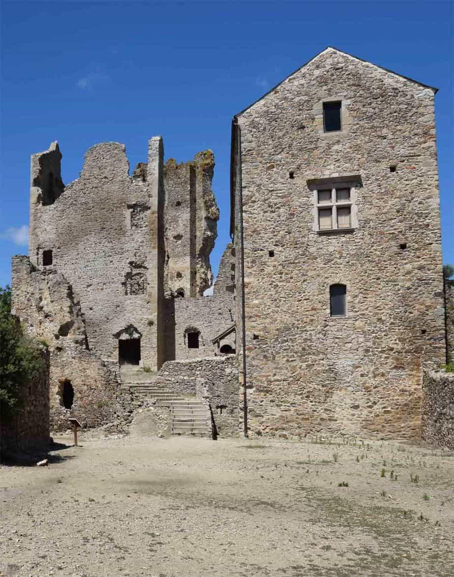 most beautiful fairytale castles in europe chateau de saissac france