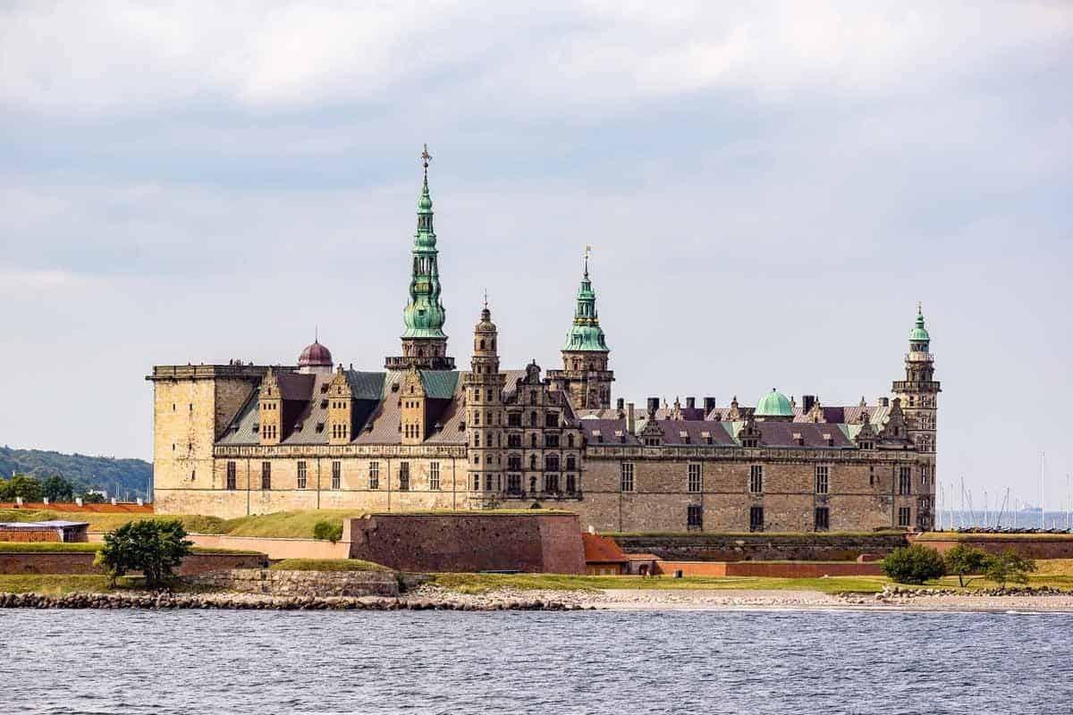 most beautiful fairytale castles in europe kronborg denmark