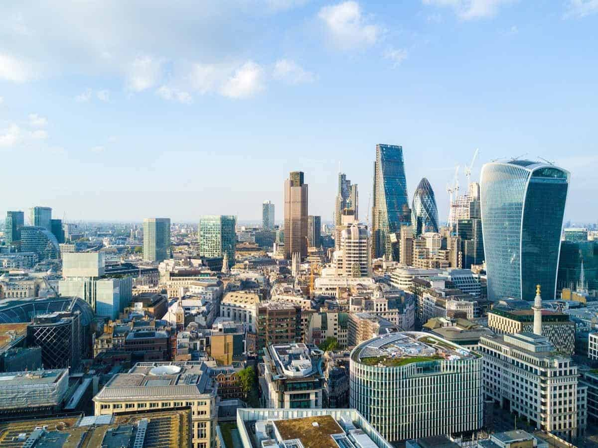 London, UL – most expensive cities in europe that are still worth the visit