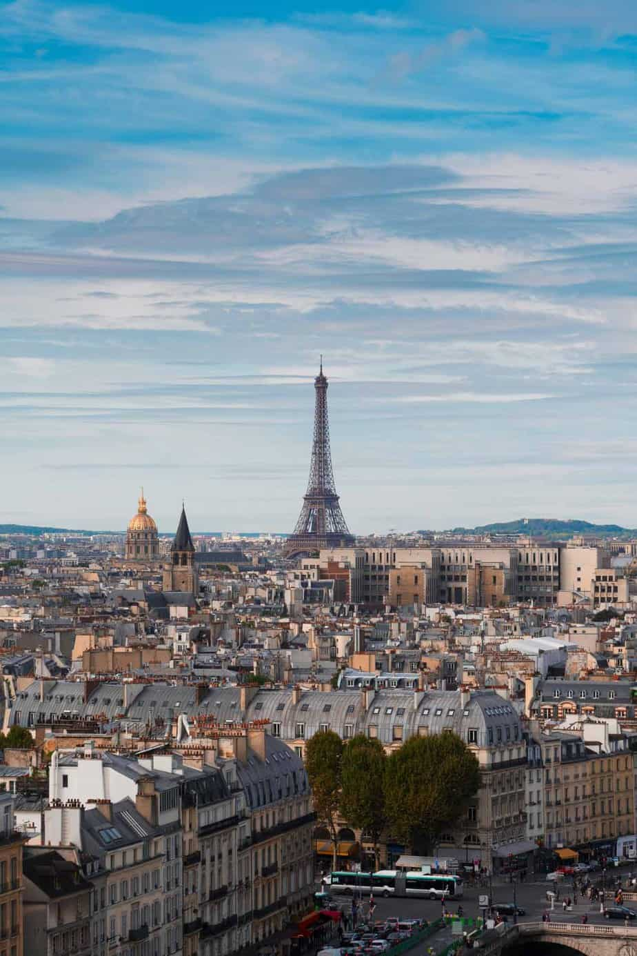 most expensive cities in europe that are still worth the visit paris france
