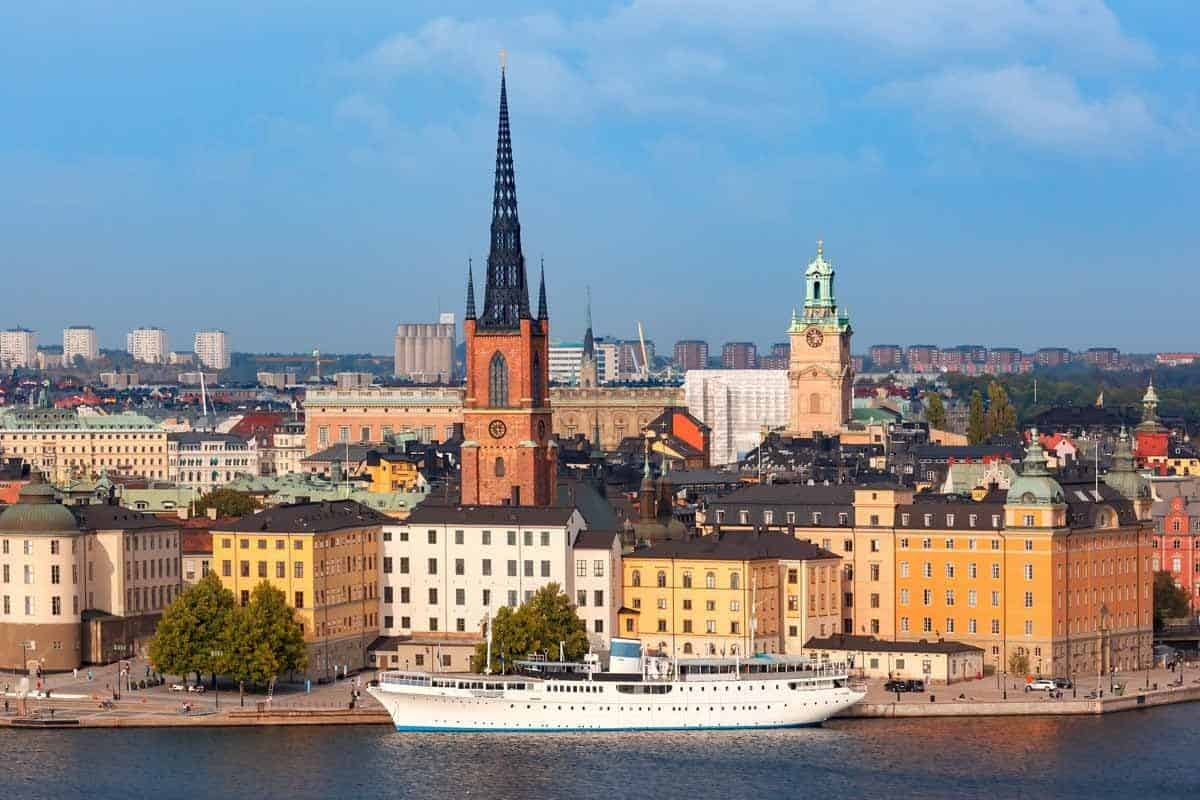 most expensive cities in europe that are still worth the visit stockholm sweden
