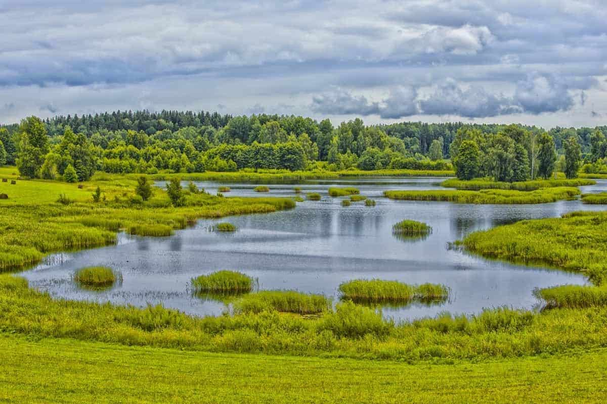 points of interest where to go and places to visit in belarus braslav lake area