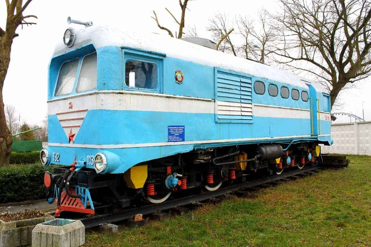 points of interest where to go and places to visit in belarus brest railway museum