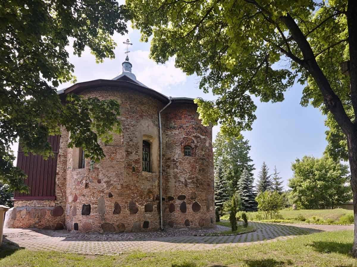 points of interest where to go and places to visit in belarus grodno kalozha church