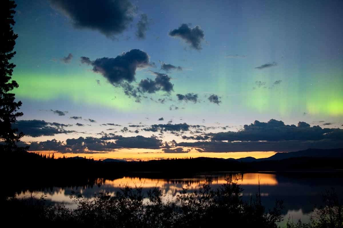 top countries in the world where to see the midnight sun canada