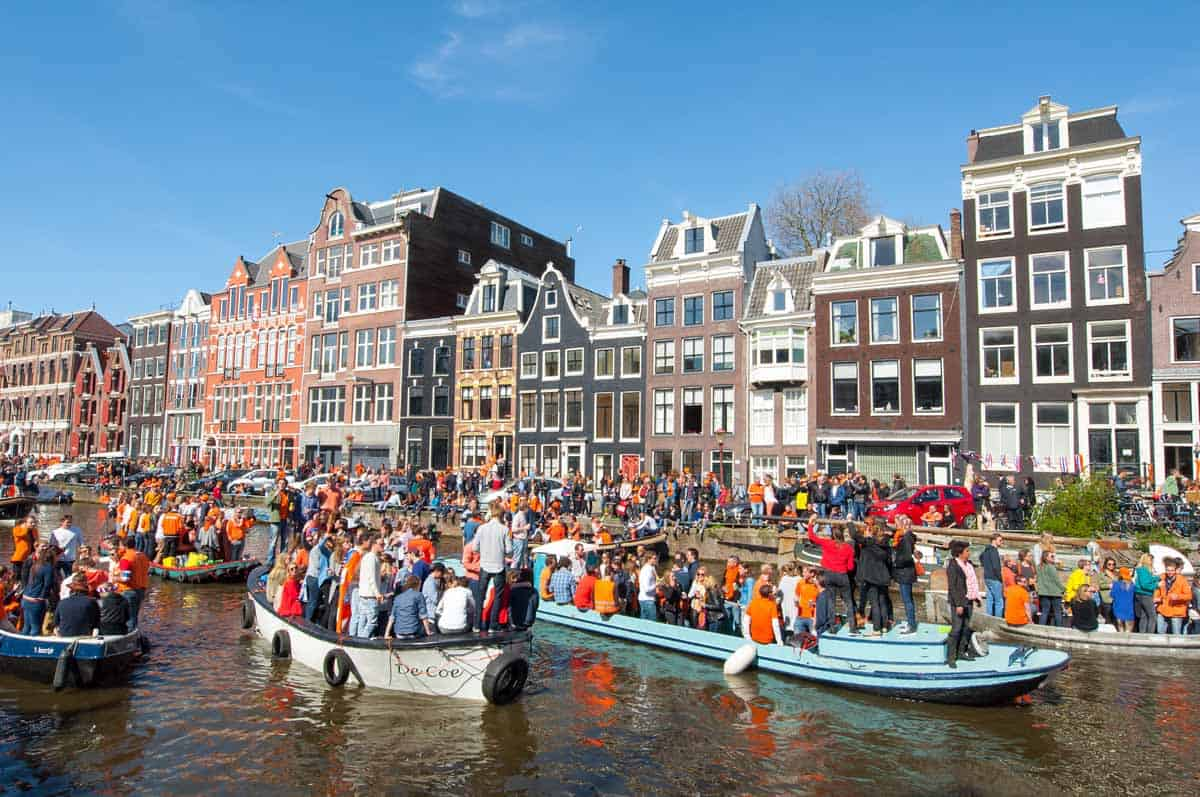 The Netherlands: Koningsdag