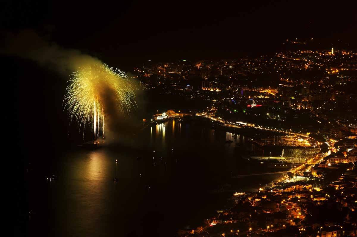 top countries to celebrate nye in europe funchal madeira