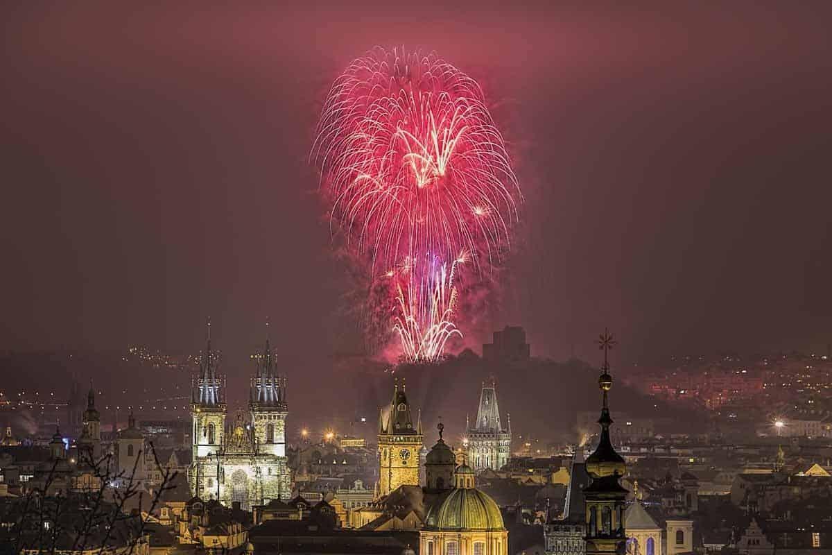 top countries to celebrate nye in europe prague czech republic
