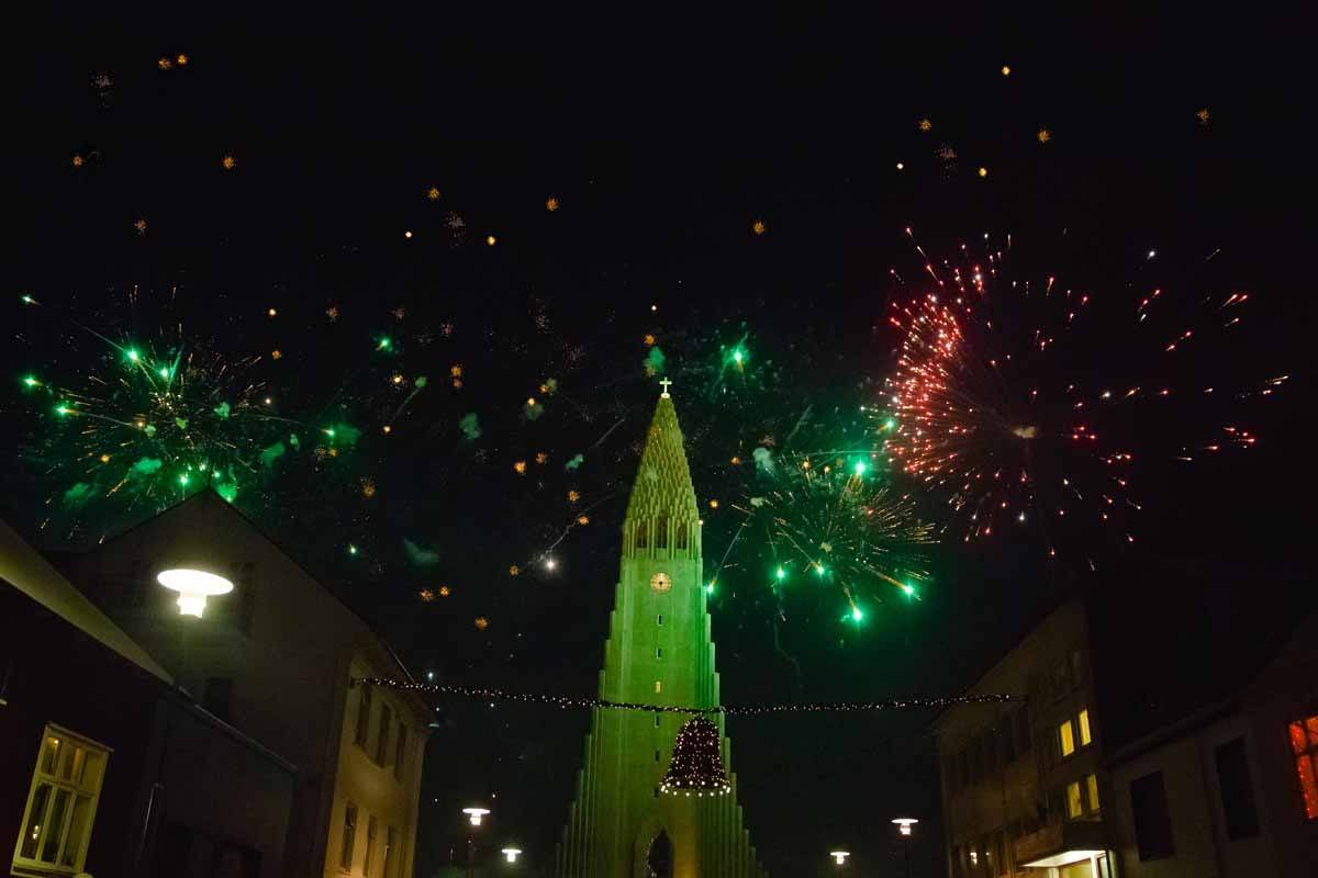 New Year's Eve in Europe: top countries to celebrate nye in europe reykjavik iceland