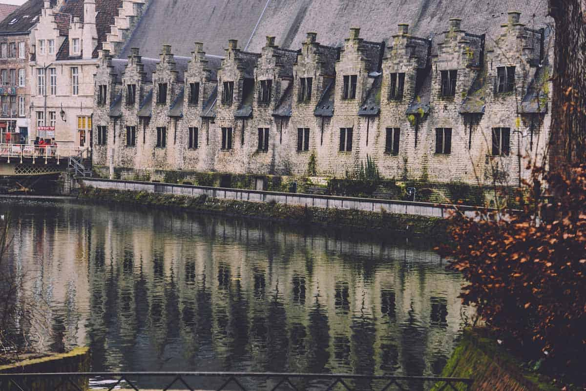top tourist attractions and things to do in ghent belgium old market groot vleeshuis
